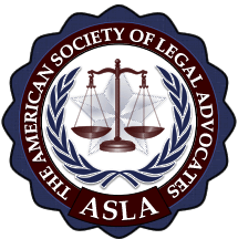 ASLA The American Society of Legal Advocates